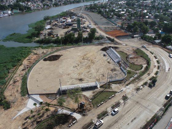 En proceso de culminación tramo 1 vía Paseo del Río en Domingo Savio